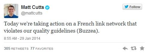 Matt Cutts Google Francia