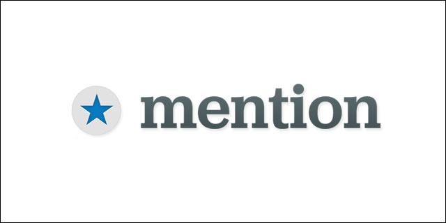 Mention: Una interesante herramienta de monitorización