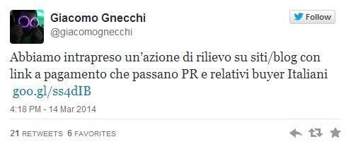 Giacomo Gnecchi google