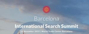 International Search summit Barcelona - evento seo y sem barcelona