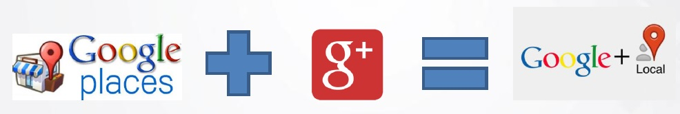 google plus local places
