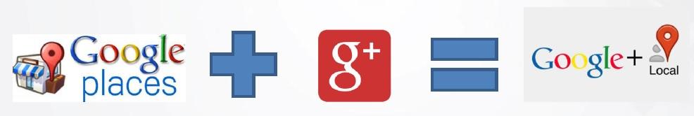 google plus local places