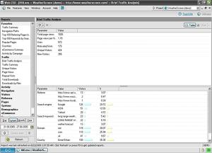 web ceo analitica web