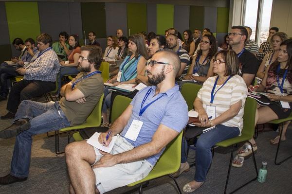 asistentes al evento online zebra