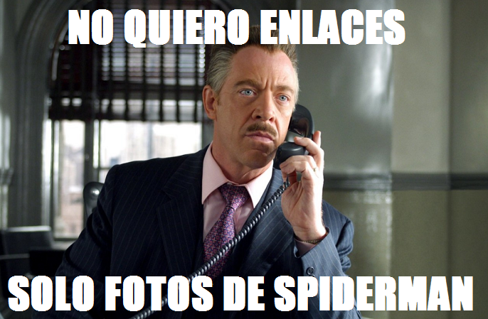 fotos de spiderman