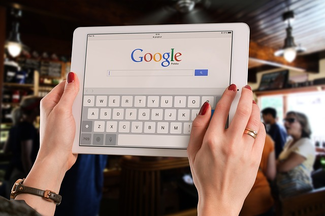 busqueda en google adwords tablet