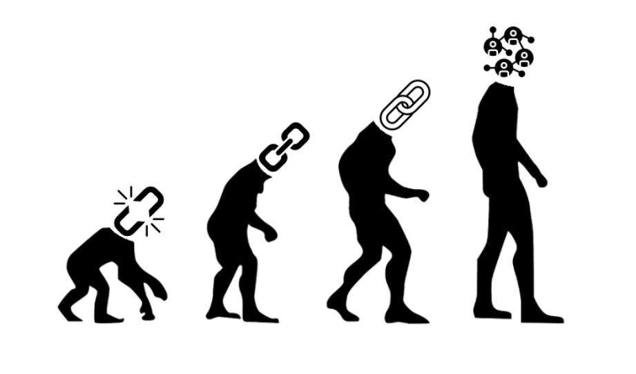 Evolucion del Link building