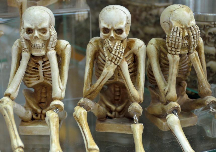 Esqueletos - errores SEO