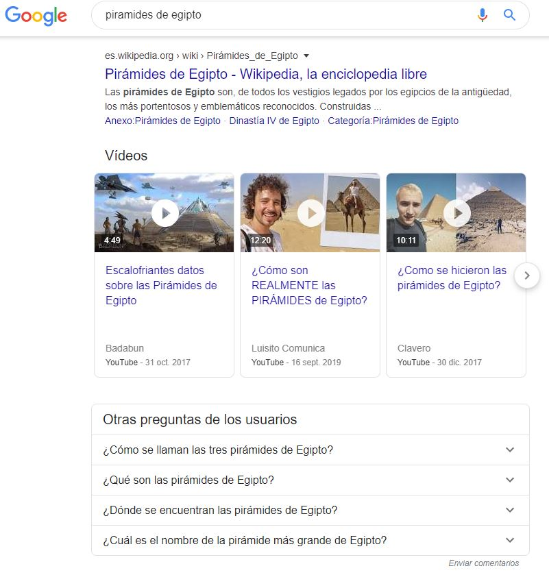 Piramides de Egipto Faqs Google