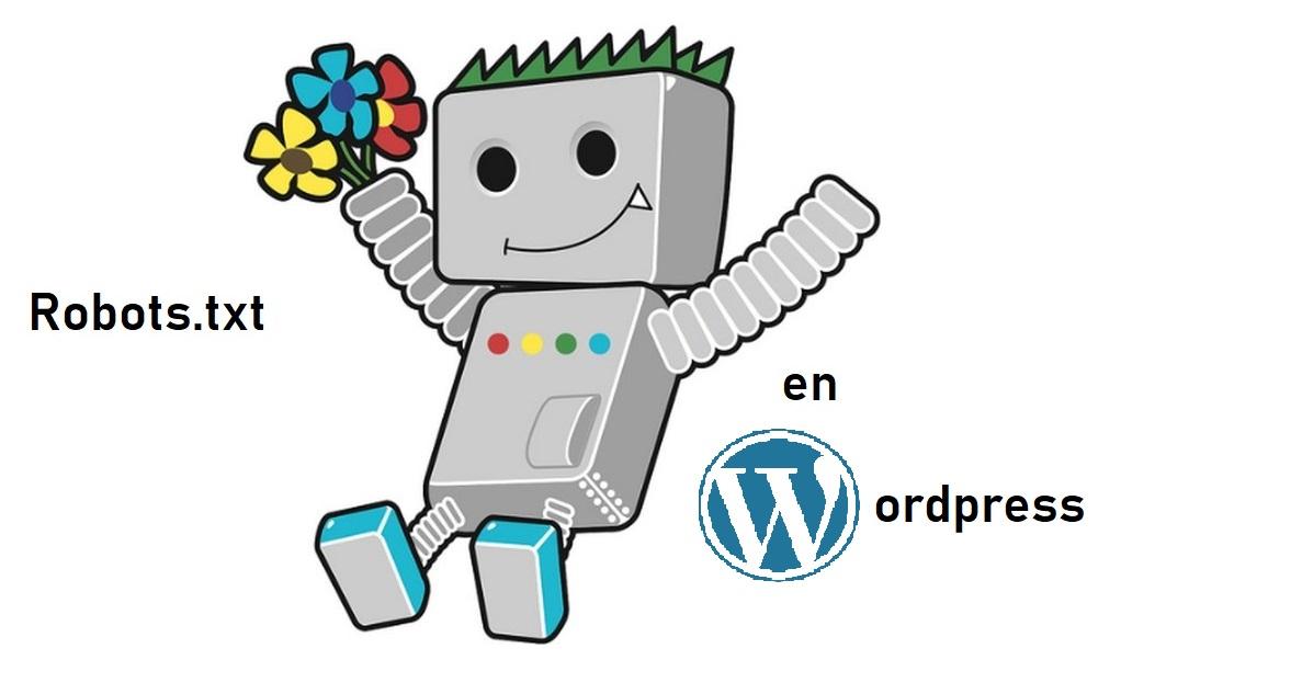 robots en wordpress