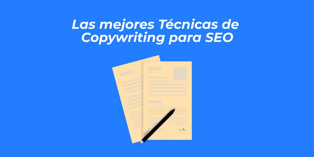 Técnicas de copywriting para mejorar el SEO de tu web