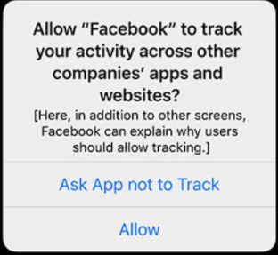 adaptar Facebook Ads a las nuevas políticas de Apple