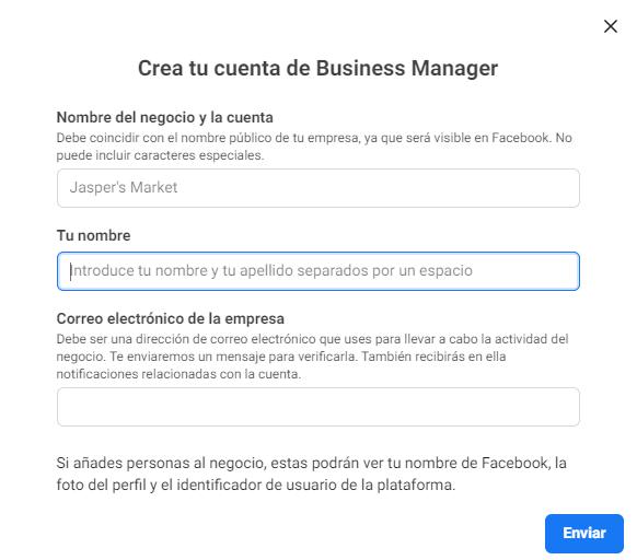 qué es business manager