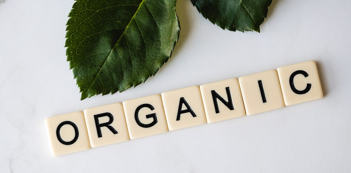 contenido orgánico y natural
