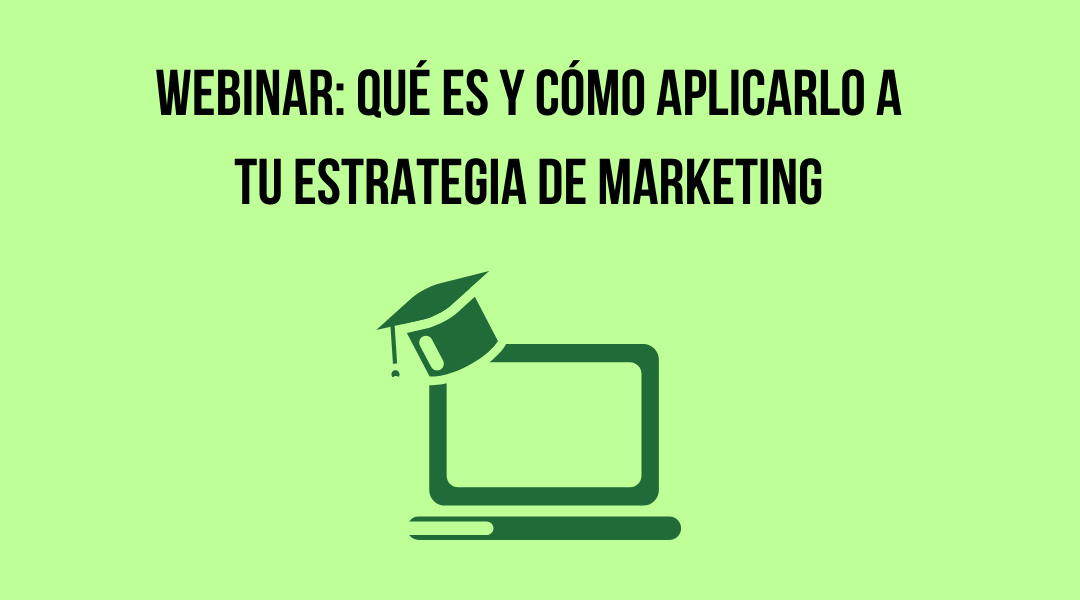 webinar y estrategia de marketing